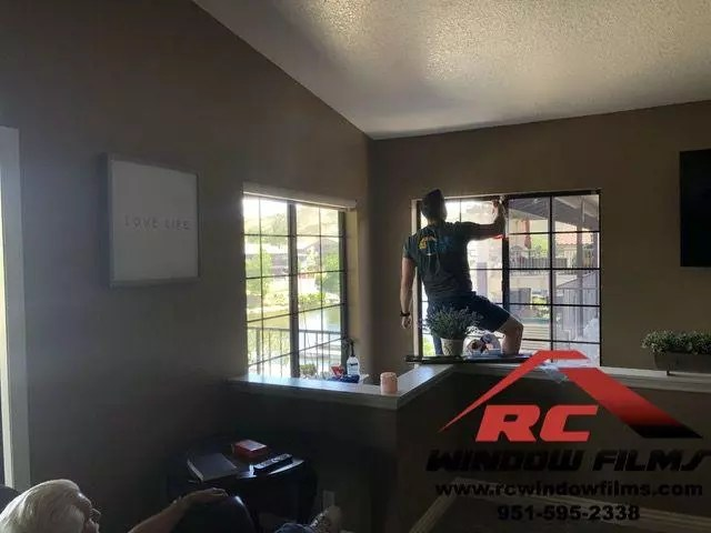 Home window tint in canyon lake ca