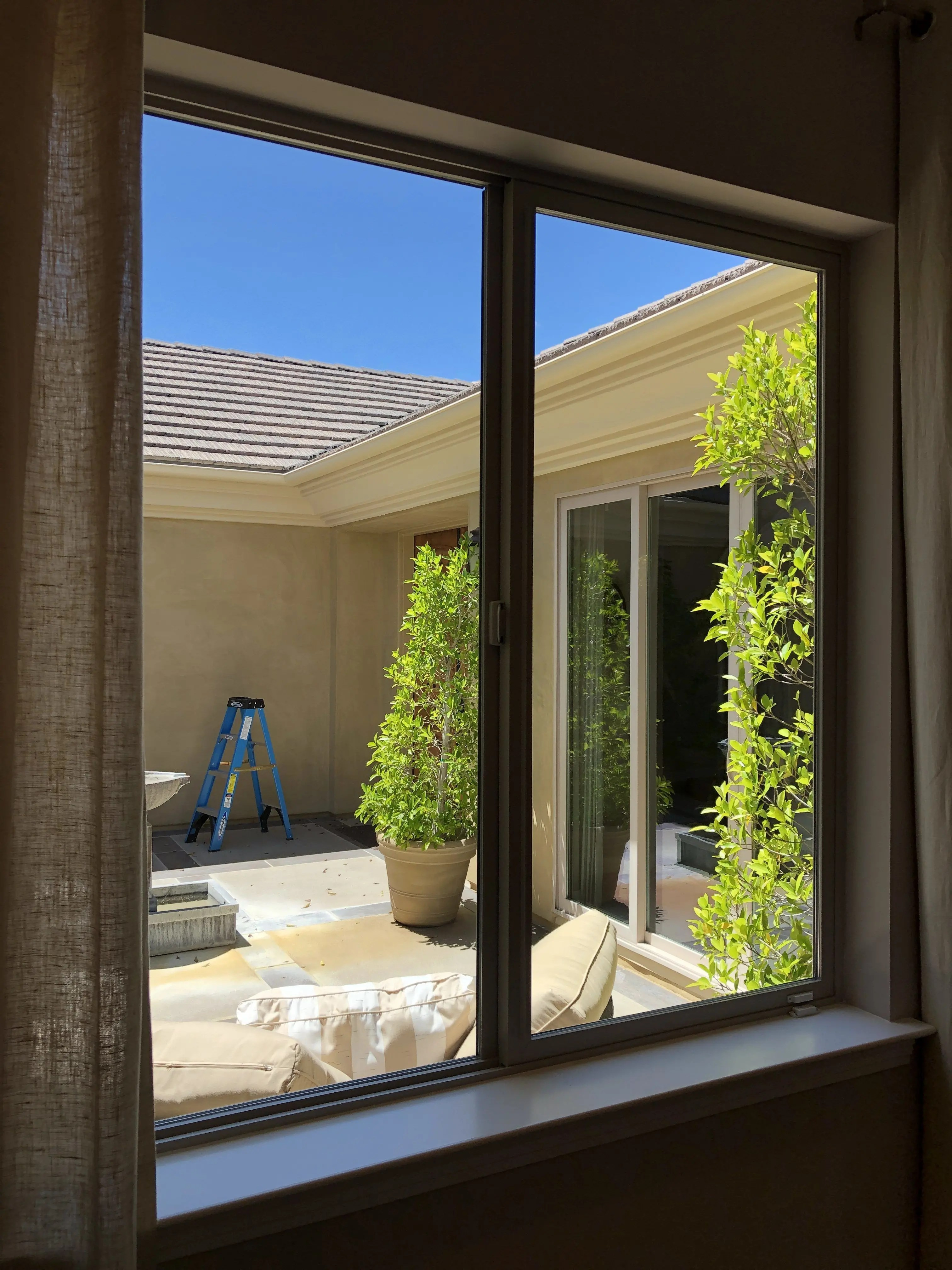 home window tinting San diego with Ceramic film