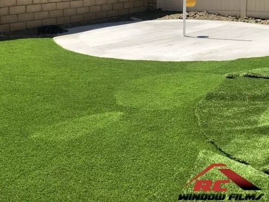 Stop artificial turf melt