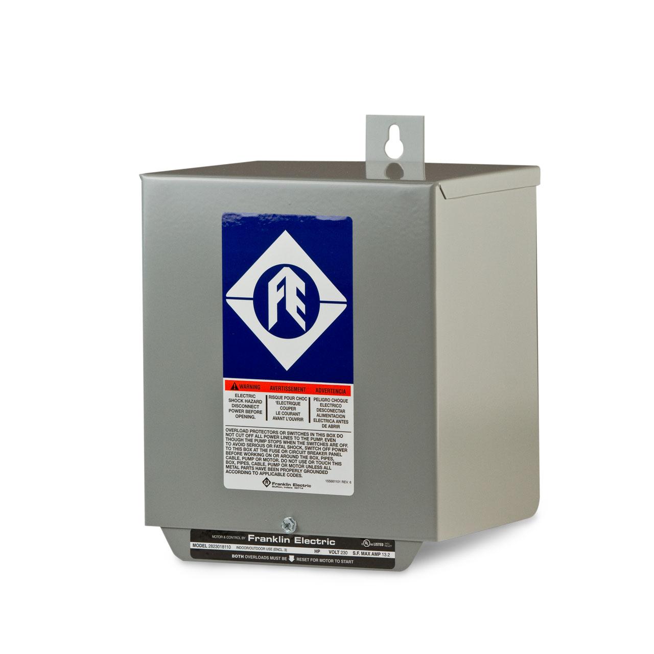 franklin well pump control box wiring diagram durango power steering 1 5 hp electric free