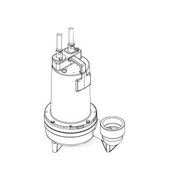 barnes barnes 3se2022l submersible sewage ejector pump 2 0 hp 230v 1ph 30 cord manual brn132848 [ 1280 x 1280 Pixel ]