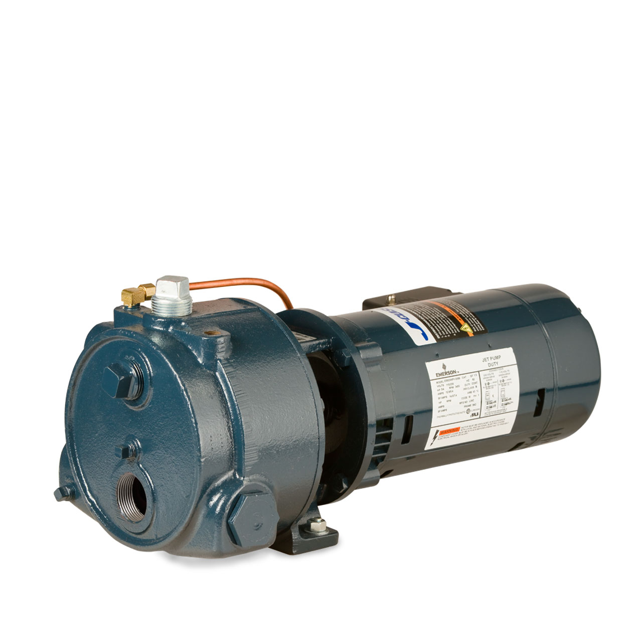 hight resolution of jet pumps