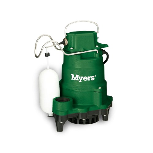 small resolution of myers myers mci033m 20 sump pump 0 33 hp 115v 20 cord manual myrmci033m20