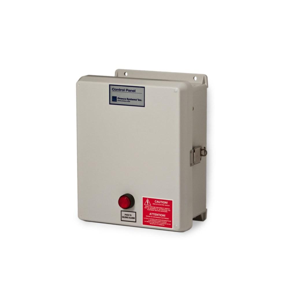 medium resolution of orenco systems inc orenco dax1 duplex control panel 120v 1ph oncdax1