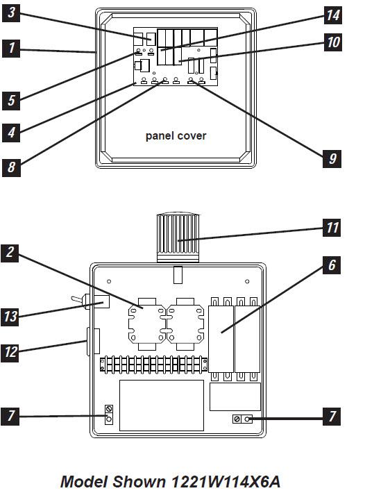 sje rhombus model 122 wiring diagram