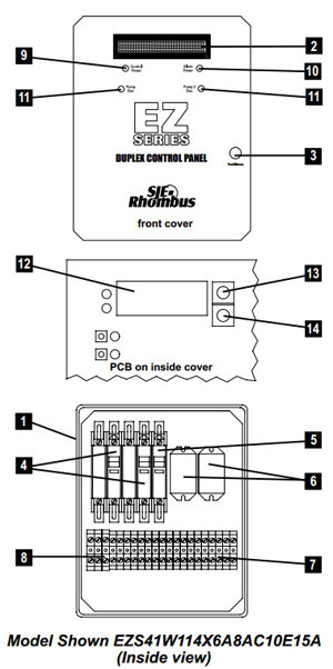 Duplex Pump Control Panel Wiring Diagram : 40 Wiring