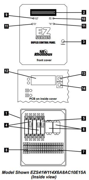 orenco pump wiring