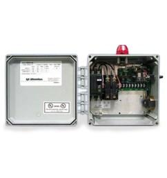 sje rhombus model 112 simplex 120 208 240 vac single phase motor contactor [ 1280 x 1280 Pixel ]