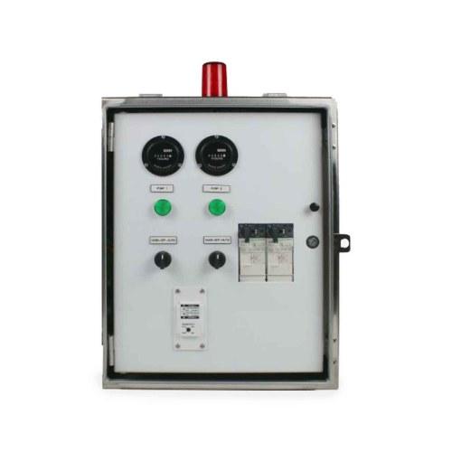 small resolution of sje rhombus sje rhombus model 32s 3 phase duplex motor contactor control panel cp sje10