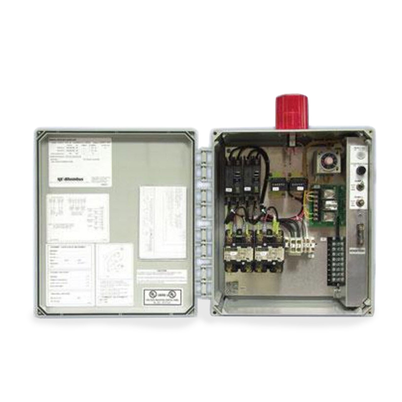 hight resolution of sje rhombus sje rhombus model dtd timed dosing duplex 120 208 240 vac single phase motor contactor control panel cp sjedtd