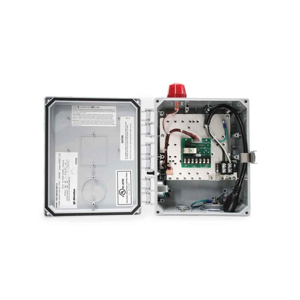medium resolution of sje rhombus sje rhombus ezp series plugger plug in pump control panel cp sjeezp
