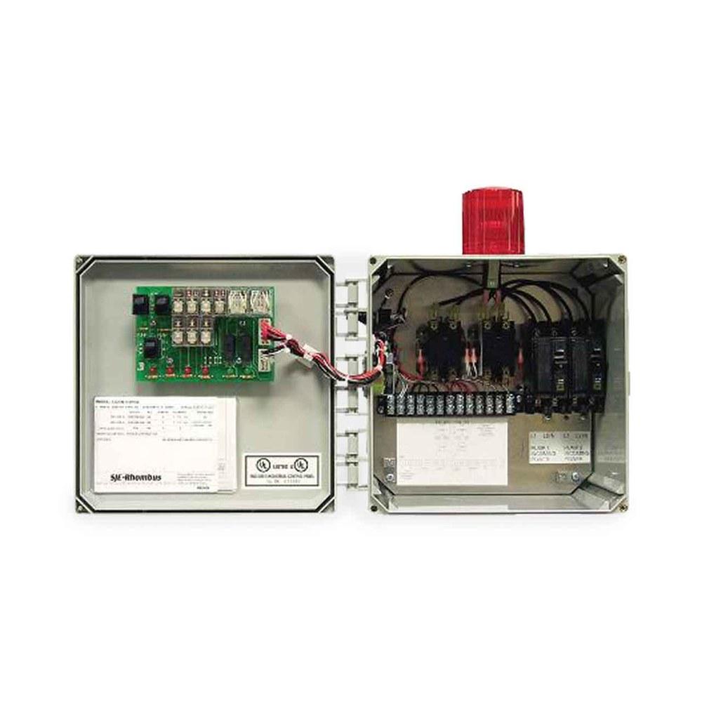 medium resolution of sje rhombus sje rhombus model 122 duplex alternating single phase pump control cp sje122
