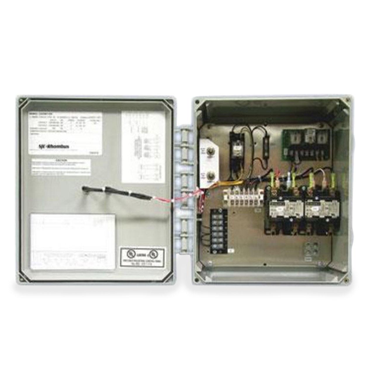 hight resolution of sje rhombus sje rhombus model 126 duplex alternating single phase water well pump control