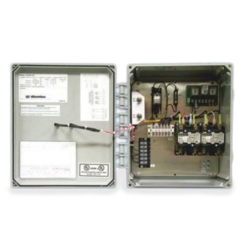 small resolution of sje rhombus sje rhombus model 126 duplex alternating single phase water well pump control