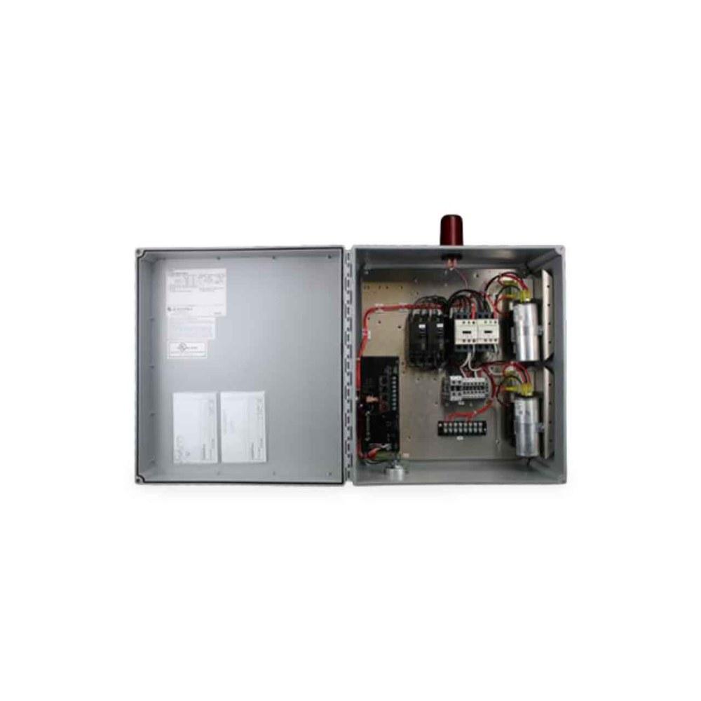 medium resolution of sje rhombus sje rhombus model 123 duplex single phase capacitor start run pump control panel cp sje123