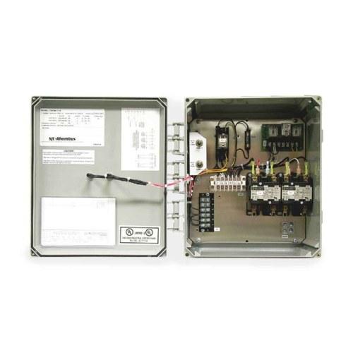 small resolution of sje rhombus sje rhombus model 126 duplex alternating single phase water well pump control cp sje126