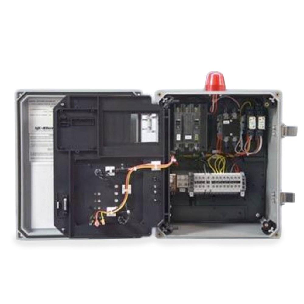 medium resolution of sje rhombus sje rhombus rls relay logic series motor contactor single phase duplex pump control panel cp sjerls1038