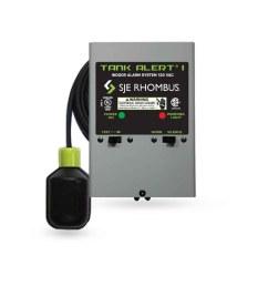 sje rhombus sje rhombus tank alert i alarm system 120v high level mercury switch sje1003104 [ 1280 x 1280 Pixel ]