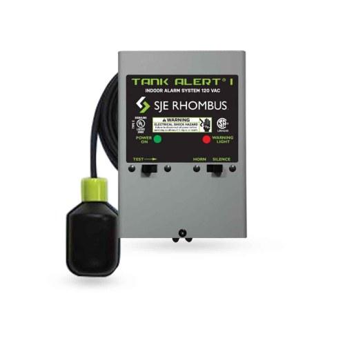 small resolution of sje rhombus sje rhombus tank alert i alarm system 120v high level mercury switch sje1003104
