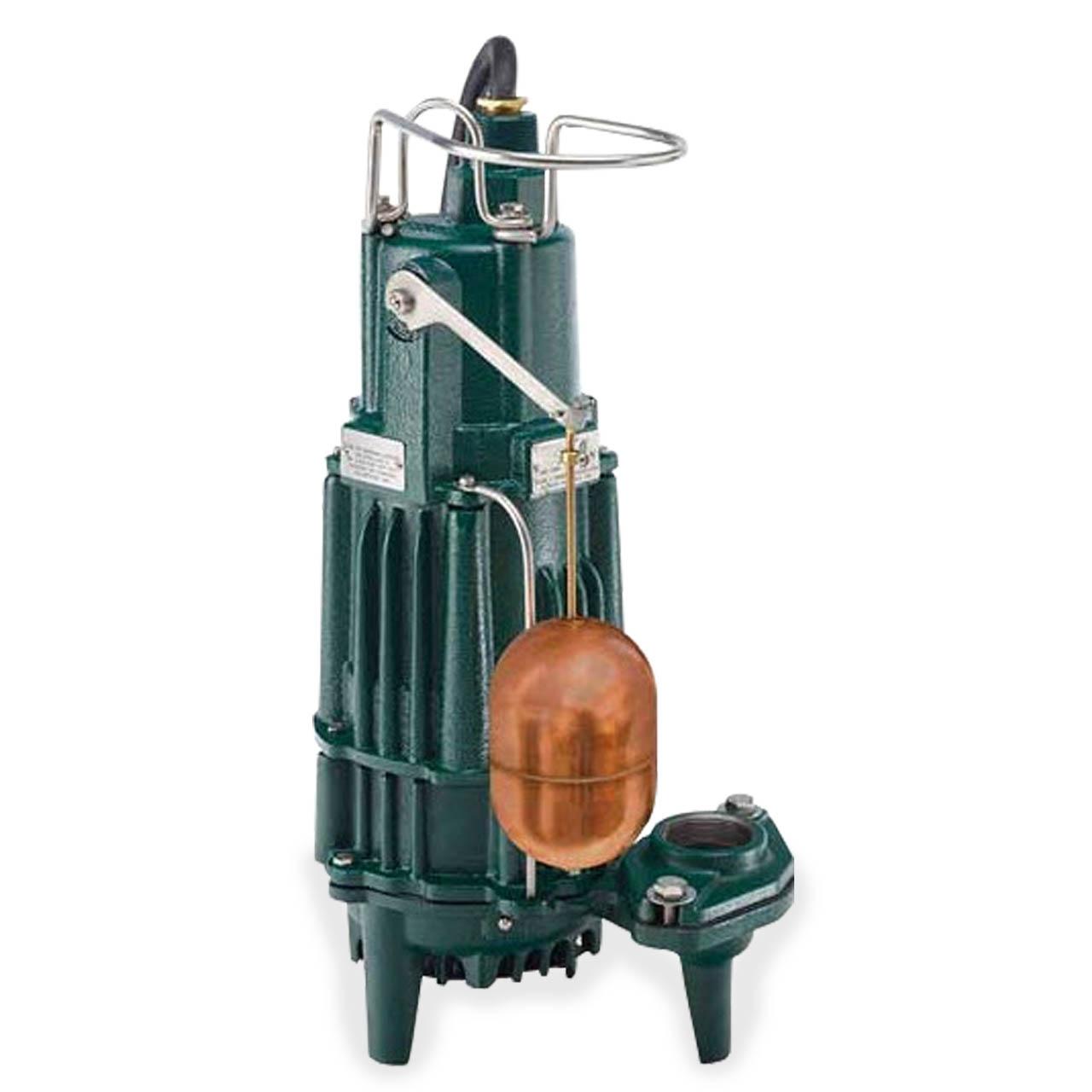 hight resolution of zoeller zoeller 161 0071 model mx161 explosion proof high head effluent pump 0 5 hp 115v 1ph 20 cord automatic zlr161 0071