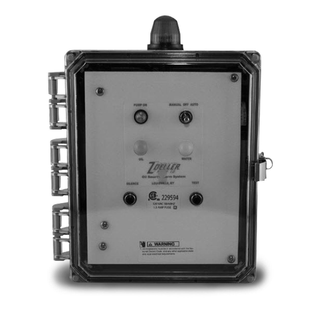 medium resolution of zoeller duplex pump control panel wiring diagram zoeller zoeller 10 2149 oil smart