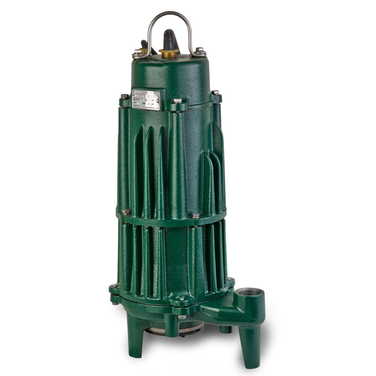 zoeller duplex pump control panel wiring diagram baldor single phase 230v motor 840 0008 model g840 shark auto reversing grinder 2 hp 460v