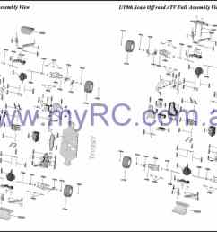 nitro engine diagram [ 1502 x 999 Pixel ]