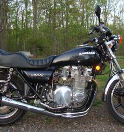 1977 kawasaki kz1000 rcycle com [ 4000 x 2672 Pixel ]
