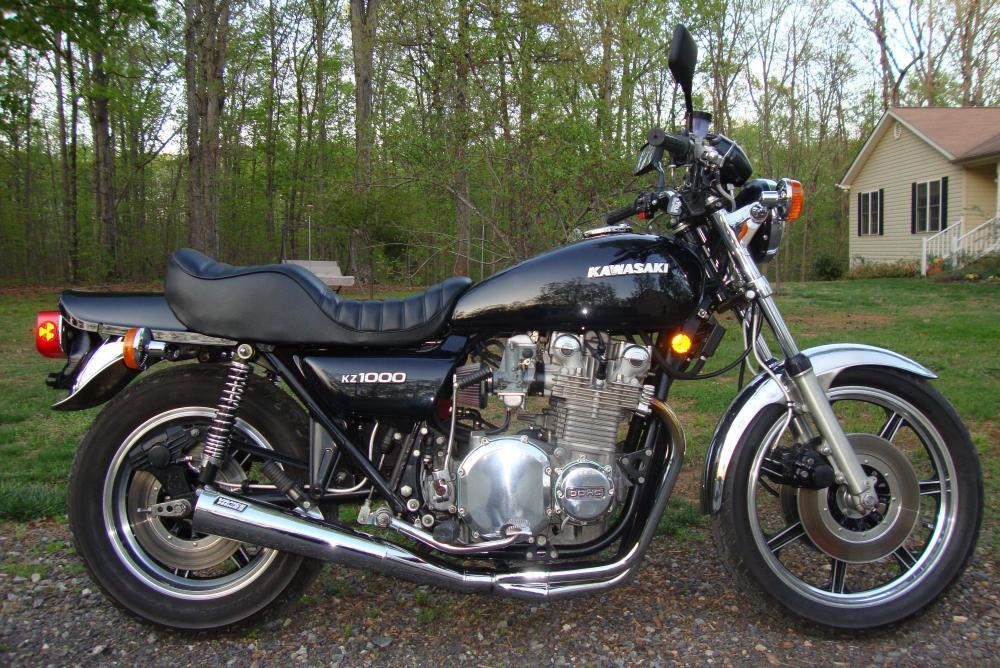 medium resolution of 1977 kawasaki kz1000 rcycle com