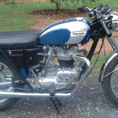 1971 Triumph Bonneville Wiring Diagram Tele Randys Cycle Service Restoration Vintage Motorcycle 1972 T120r Rcycle Com