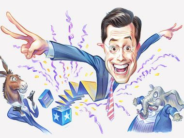Stephen Colbert, Reader's Digest