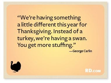 http://www.rd.com/slideshows/9-funny-thanksgiving-quotes/?trkid=NL-RANDOM-111912&epid=9BFEF664-2851-44AB-9FC2-28A7C93280E7#slide5