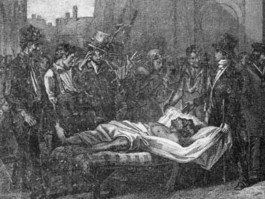 The Legend of the Vampires of the Plague
