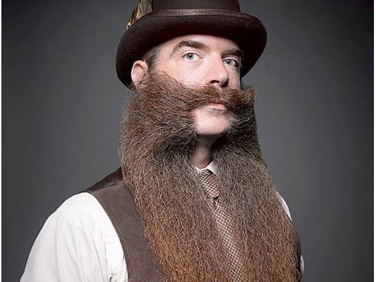 Funny Facial Hair Styles How To Rock Them Readers Digest