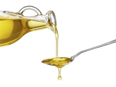 Condition with olive oil