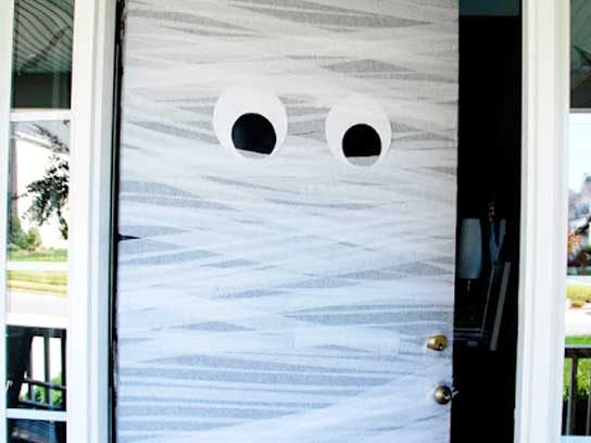 Front Door Mummy