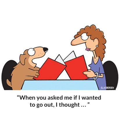 18 Dog Cartoons to Make Every Owner Chuckle Reader39s Digest