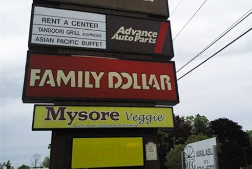 11 Funny Restaurant Signs  Readers Digest