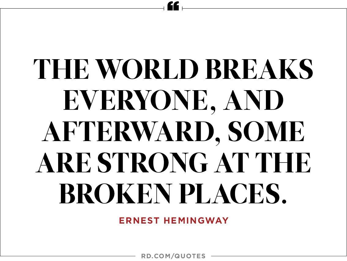 12 Inspiring Ernest Hemingway Quotes
