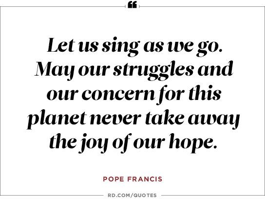 Change Quotes Pope Francis. QuotesGram
