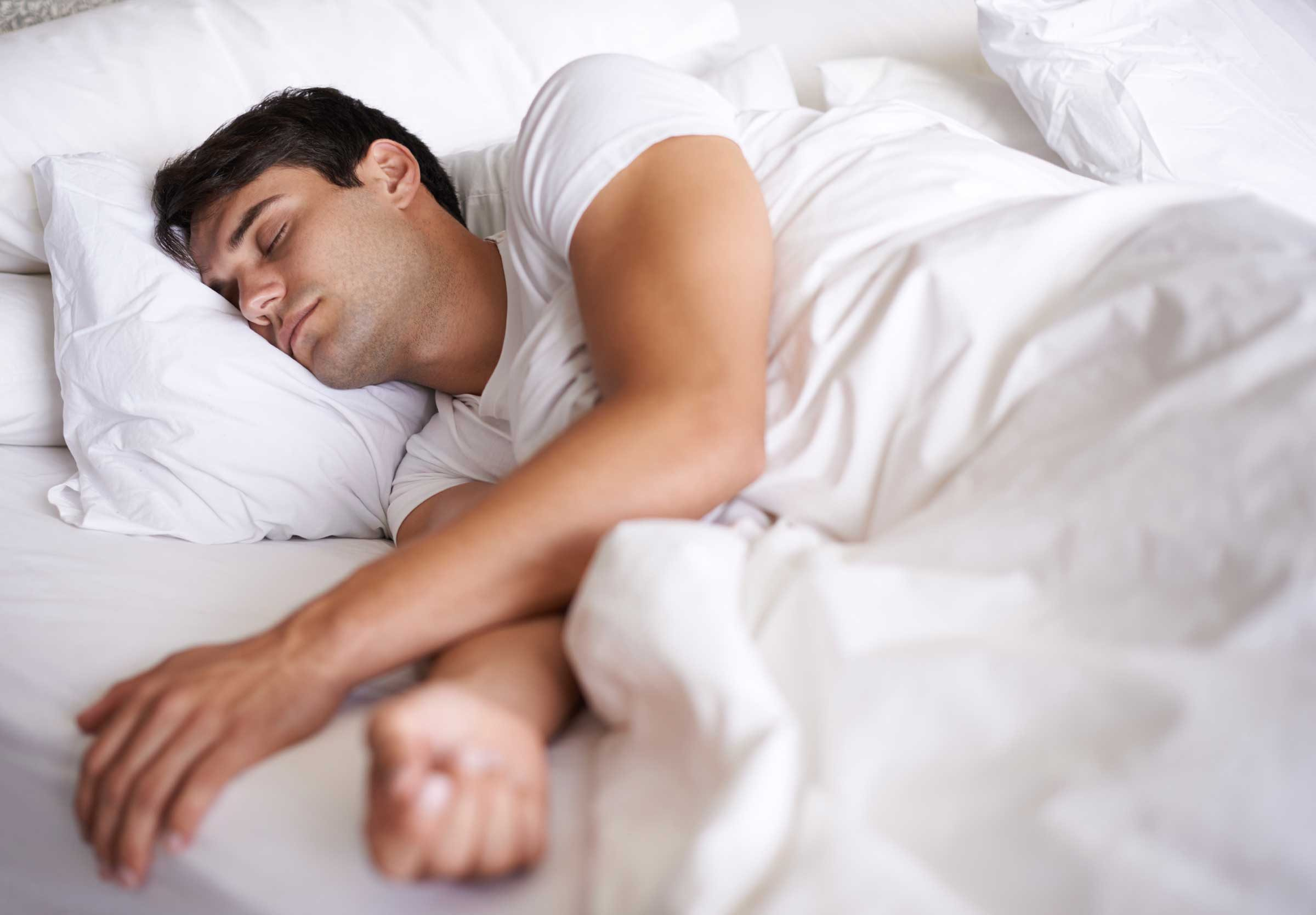 Don't: Stray from your normal sleep schedule
