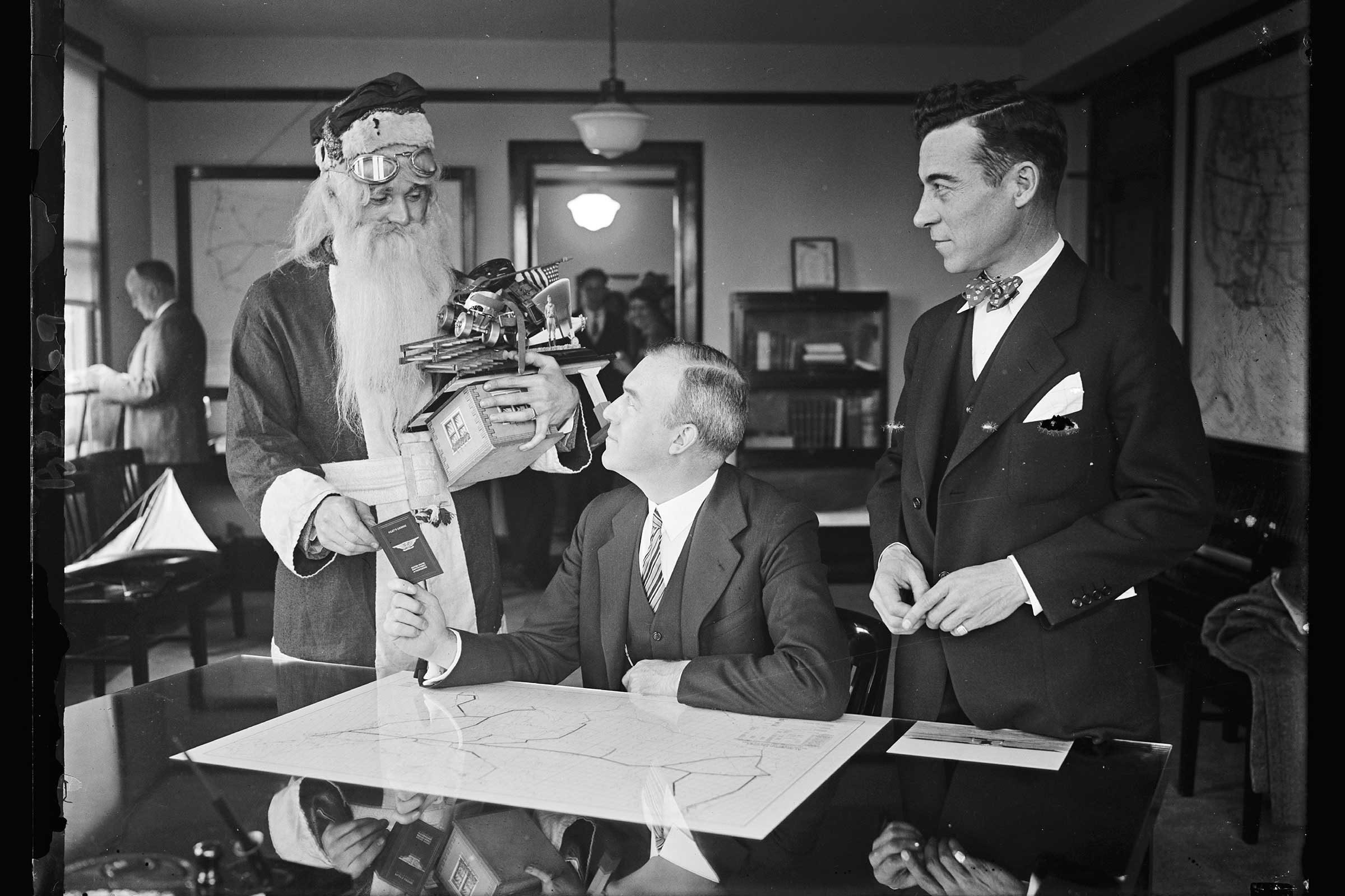 10 Rare Vintage Christmas Photos Readers Digest