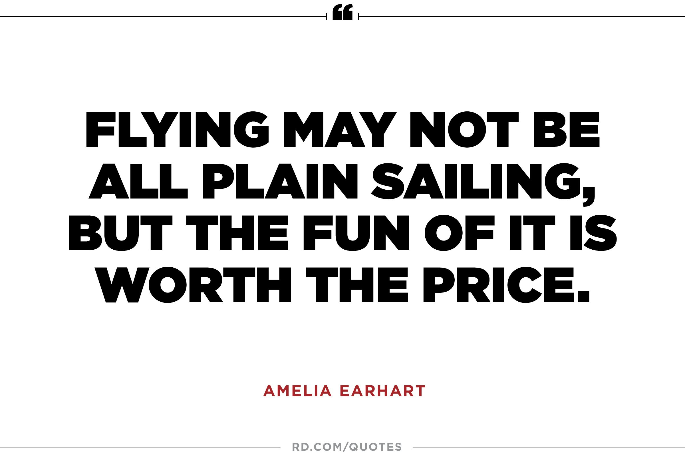 10 Amelia Earhart Quotes to Propel You to Greatness