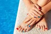 pretty feet summer foot