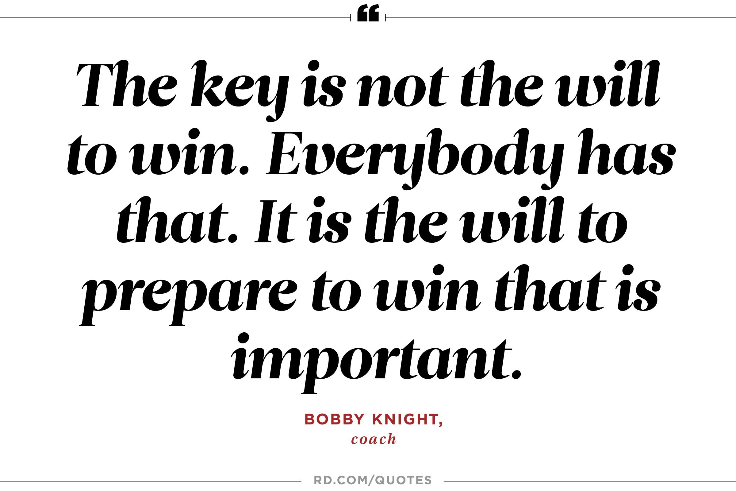 13 Motivational Sports Quotes from Olympic Coaches