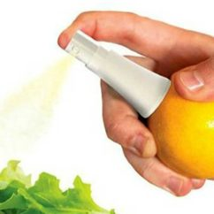 Kitchen Gadgets Lowes Cabinet Hardware 32 Unique And Weird Reader S Digest Citrus Juice Sprayer
