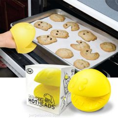 Amazing Kitchen Gadgets Remodeling Columbus Ohio 32 Unique And Weird Reader S Digest Pac Man Oven Mitts