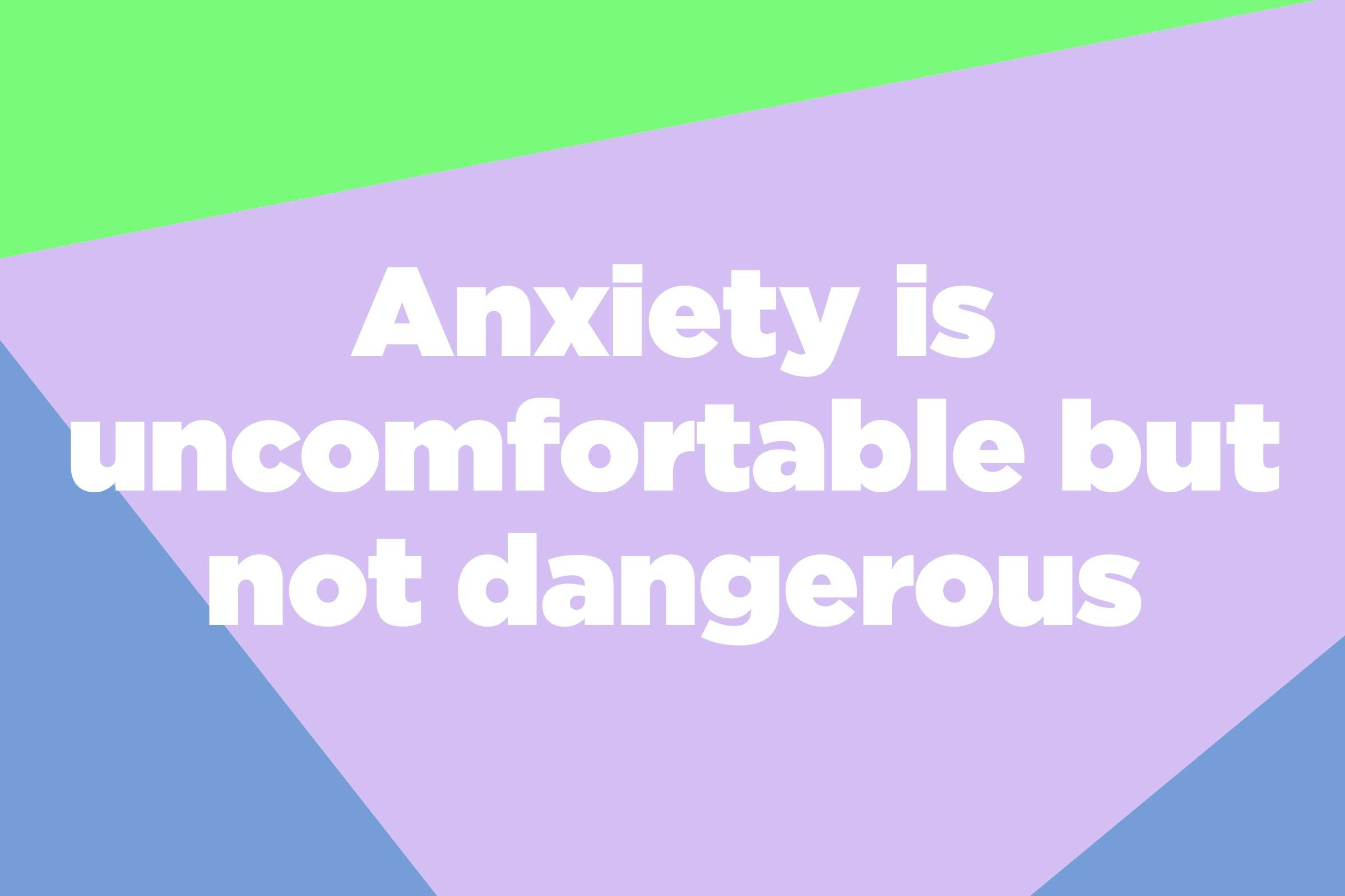 Calming Strategies For Anxiety