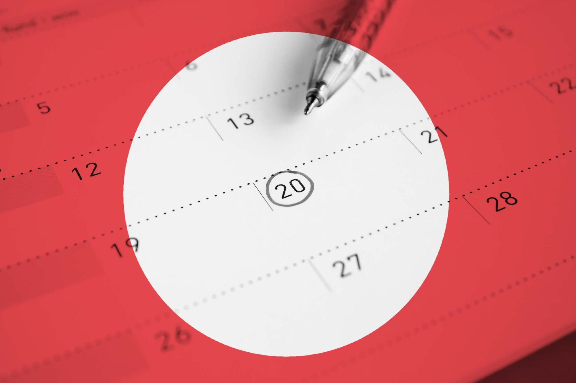 hight resolution of your periods were regular each month and then became irregular