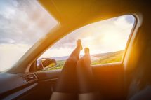 Stay Awake Driving Reader' Digest